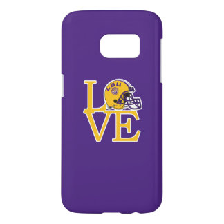 LSU Love Samsung Galaxy S7 Case