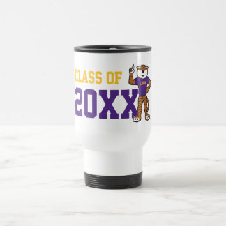 LSU | Mike The Tiger - Class Of Travel Mug
