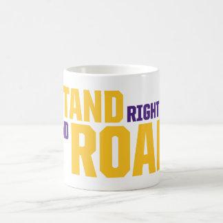LSU | Stand Right Up And Roar Coffee Mug