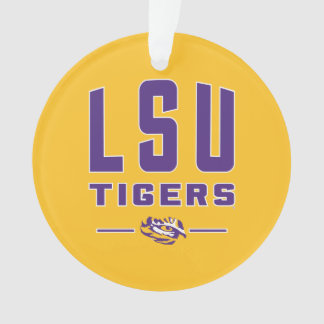 LSU Tigers | Louisiana State 4 Ornament
