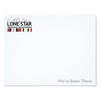 LSVA Thank you notes Card