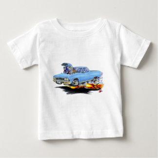 Lt 1966 del EL Camino Blue Truck Playera De Bebé