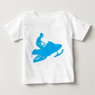 LT-Azul-Snowmobiler Remeras