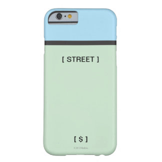 Lt. Blue Space Barely There iPhone 6 Case