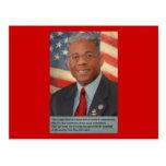 Lt. Col. Allen West Postcard