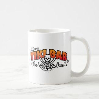 Lt. Dan's Tiki Bar & Pool Oasis Merchandise Classic White Coffee Mug