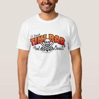 Lt. Dan's Tiki Bar & Pool Oasis Merchandise T Shirt