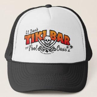 Lt. Dan's Tiki Bar & Pool Oasis Merchandise Trucker Hat