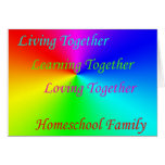 LT Homeschool Family Card