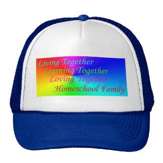 LT Homeschool Family Trucker Hat