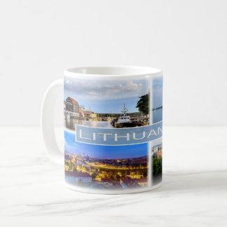 LT Lithuania - Coffee Mug