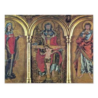 ltarpiece de la iglesia en la misericordia de invitaciones personales