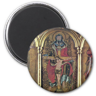 ltarpiece Of The Church In Meadow Soest Mercy Refrigerator Magnets