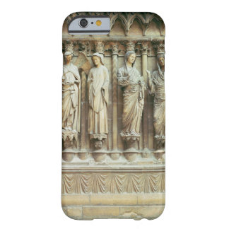 (LtoR) The Annunciation and the Visitation, right- Barely There iPhone 6 Case