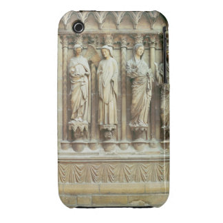 LtoR The Annunciation and the Visitation right- iPhone 3 Cover