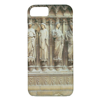(LtoR) The Annunciation and the Visitation, right- iPhone 7 Case