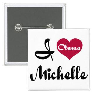 lts de Michelle obama Pin