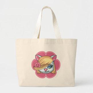 Lu Smile Tote Bag