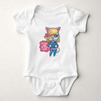 Lu Sporty Baby Bodysuit