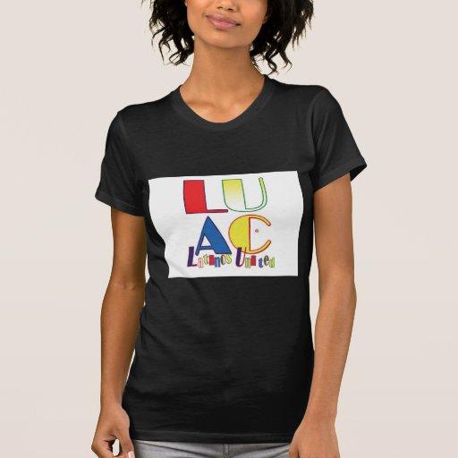 LuacLogo08a Camiseta