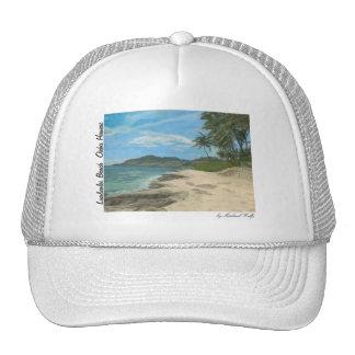 Lualualei Beach Hawaii Hat