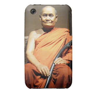 Luang Poo Cha Subhaddho Buddhist Monk iPhone 3 Covers