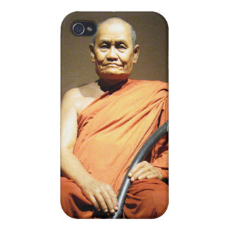 Luang Poo Cha Subhaddho ... Buddhist Monk iPhone 4/4S Covers