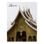 luang triple roof post cards