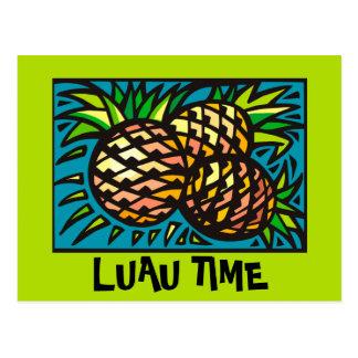 Luau 1 postcard