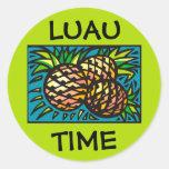 Luau 1 stickers