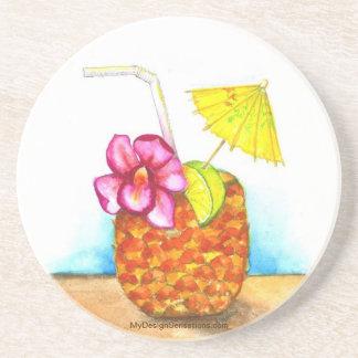 Luau coaster, Tropical theme coaster