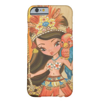Luau Lulu iphone Cover Barely There iPhone 6 Case