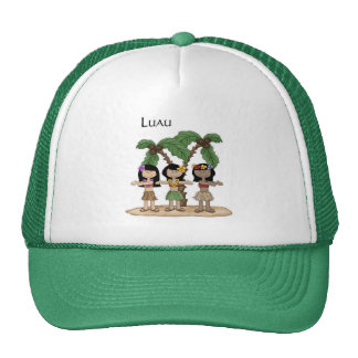Luau Trio Trucker Hat