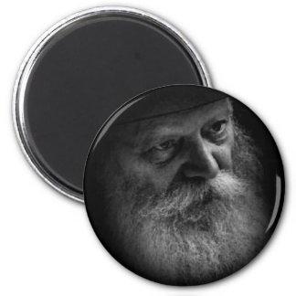 Lubavitcher Rebbe 2 Inch Round Magnet