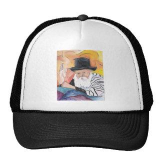 LUBAVITCHER REBBE TRUCKER HAT