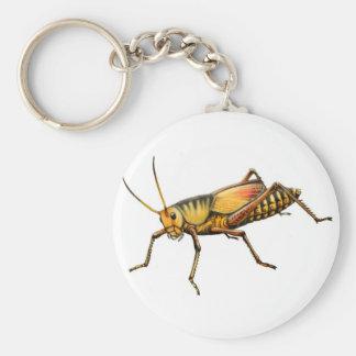 Lubber Grasshopper Keychain