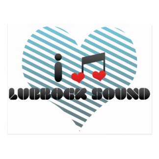 Lubbock Sound Postcard