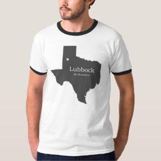 Lubbock Texas - My Hometown - shirt