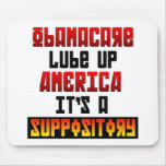 Lube Up America Mouse Pads
