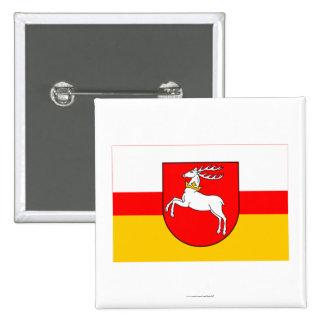 Lubelskie - bandera de Lublin Pins
