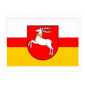 Lubelskie - bandera de Lublin Postal