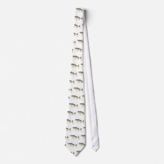 Lubina rayada corbatas