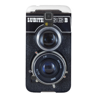 Lubitel Russian Vintage Camera Galaxy S5 Case