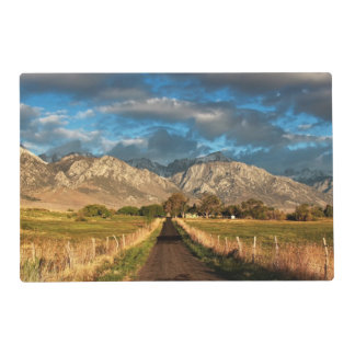 Lubken Canyon Road Tapete Individual