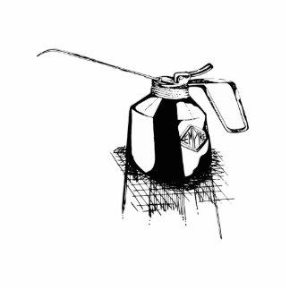 lubricante de las máquinas fotoescultura vertical