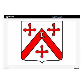 Lubumbashi_coat_of_arms Skin For Laptop