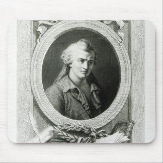 Luc de Clapiers  Marquis of Vauvenargues Mouse Pad