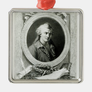 Luc de Clapiers  Marquis of Vauvenargues Christmas Tree Ornament