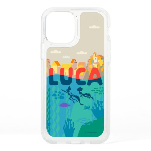 Luca | Above and Below with Alberto & Luca Speck iPhone 12 Case