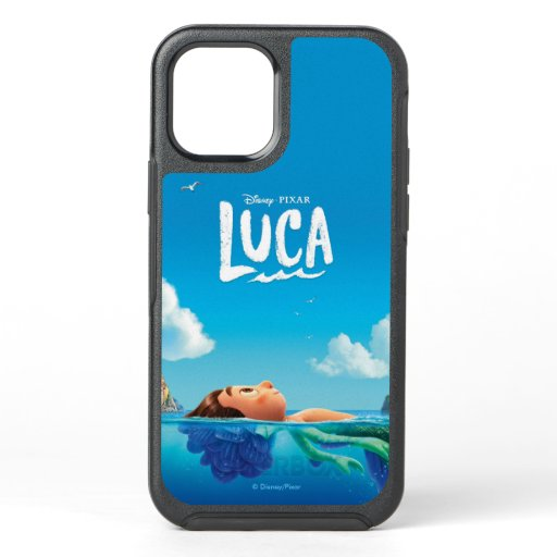 Luca | Human & Sea Monster Luca Theatrical Poster OtterBox Symmetry iPhone 12 Case
